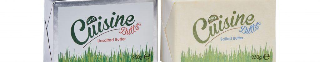 Butter Rosettes