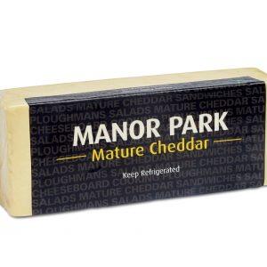 Manor Park Mature Cheddar 5kg