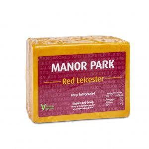 Manor Park Red Leicester 2.5kg