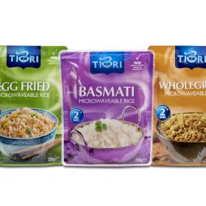 Tori Basmati, Egg Fried, Wholegrain Rice