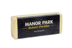 Manor Park Mature Cheddar 5kg