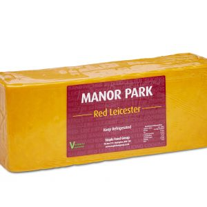 Manor Park Red Leicester 5kg