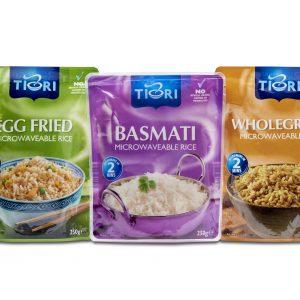 Tori Basmati, Egg Fried, Wholegrain Rice