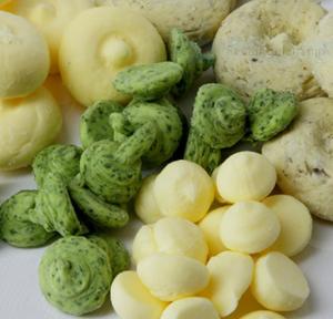 Butter Pellets