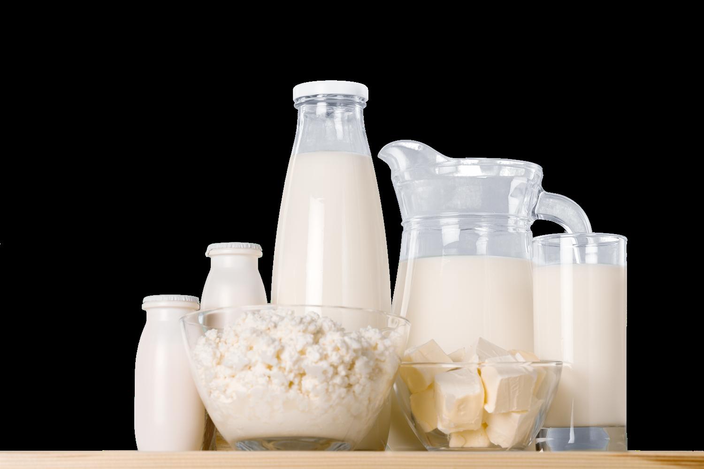 Milk Products Photo
